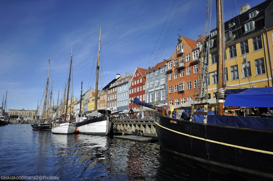 Kopenhagen - Fahrradparadies