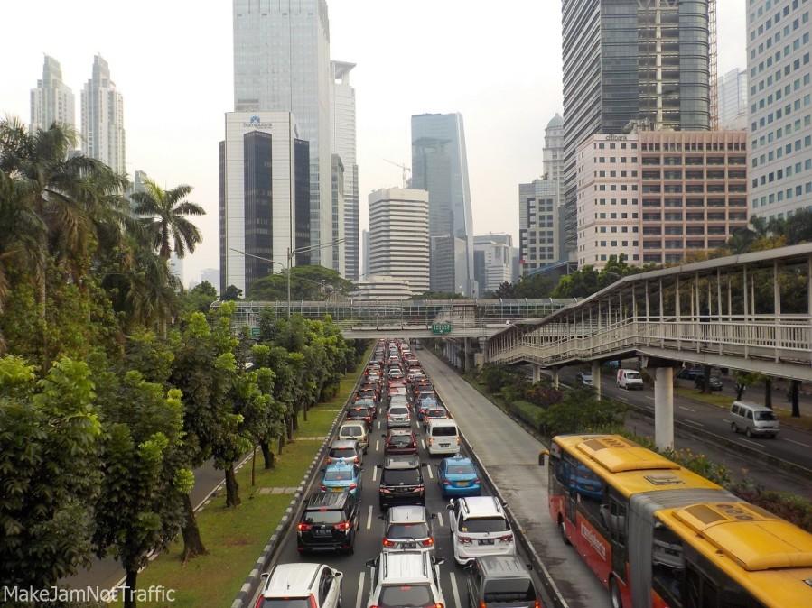 Kosten Mobilität - Verkehrsstau