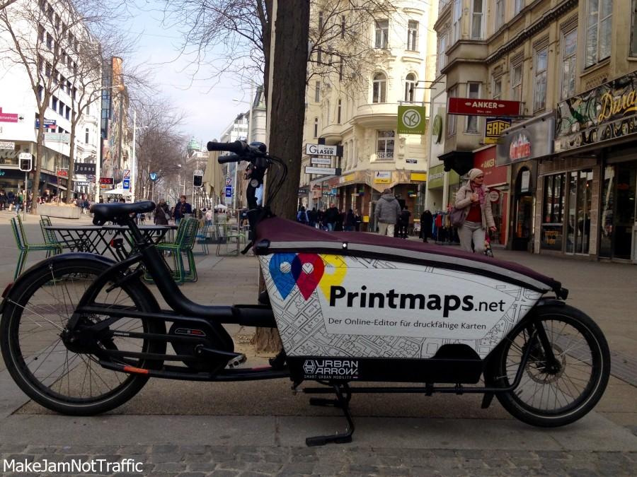 Lastenrad als Alternative zum Auto