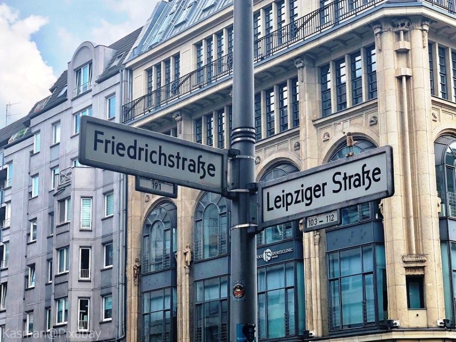 Friedrichtstraße Berlin wird autofrei